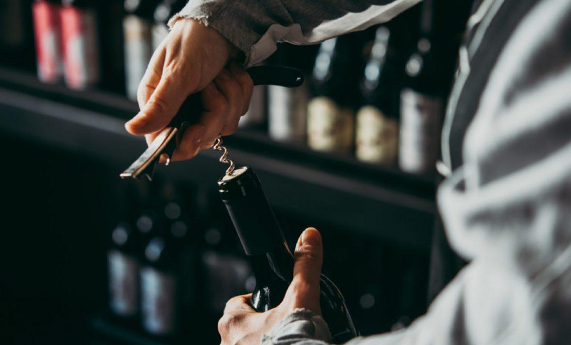 aprire wine bar