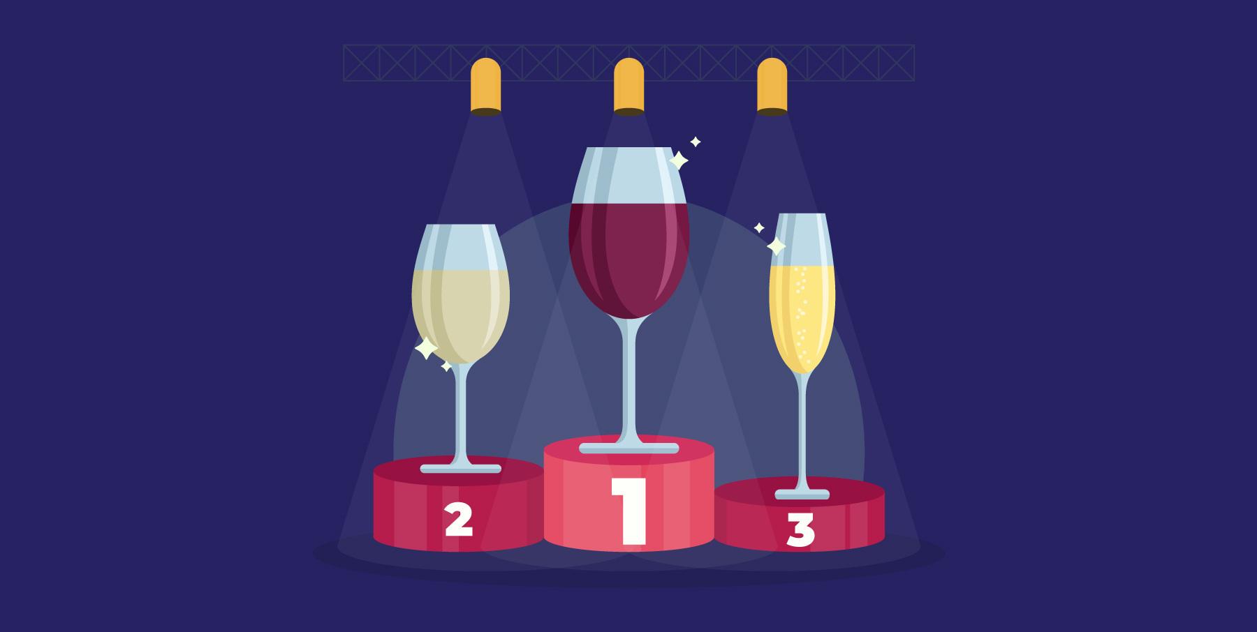 vini più venduti in italia