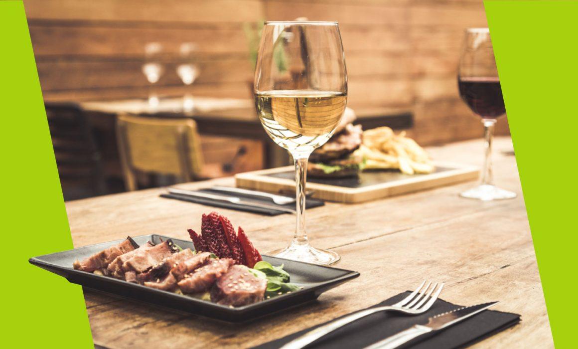 vini bianchi rosati carne